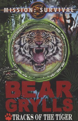 Compare prices for Tracks of the Tiger by Bear Grylls Paperback
