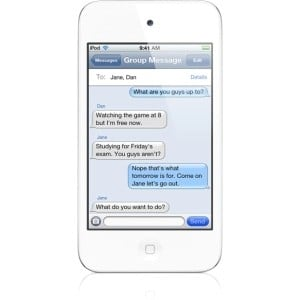 Apple iPod Touch 4th gen 64GB White Used/Refurbished cheapest retail price