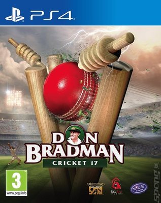 Compare Sony Computer Entertainment new Don Bradman Cricket 17 PS4 Game in UK