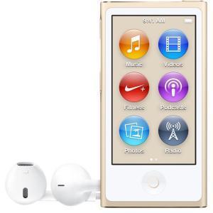 Buy Brand New Apple iPod Nano 7th Gen 16GB Gold Used/Refurbished