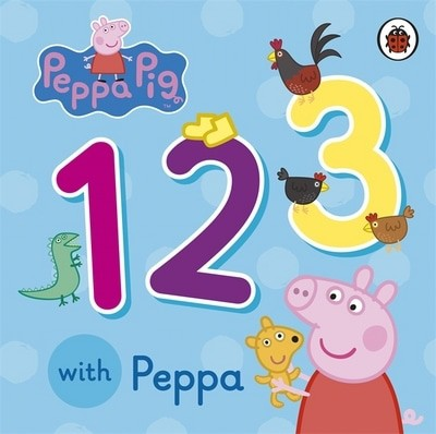 Compare retail prices of 1 2 3 with Peppa by Neville Astley Book to get the best deal online