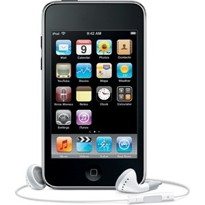 Buy Brand New Apple iPod Touch 3rd Gen 8 GB Black Used/Refurbished