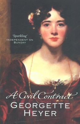 Compare prices for A Civil Contract by Georgette Heyer Paperback