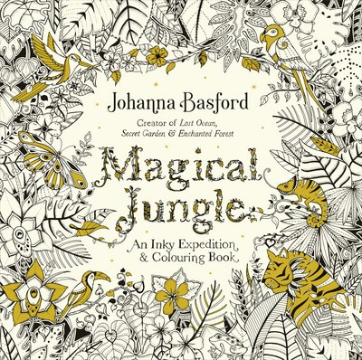 Compare prices for Magical Jungle by Johanna Basford Paperback