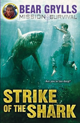 Compare prices for Strike of the Shark by Bear Grylls Paperback