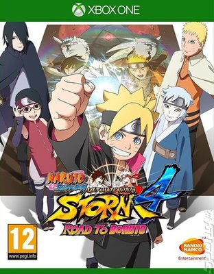 Compare  used Naruto Shippuden Ultimate Ninja Storm 4 Road to Boruto XBOX in UK