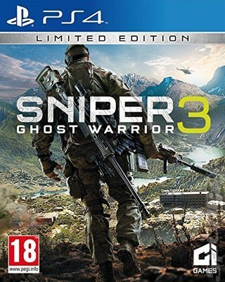 Compare Sony Computer Entertainment new Sniper Ghost Warrior 3 Limited Edition PS4 Game in UK