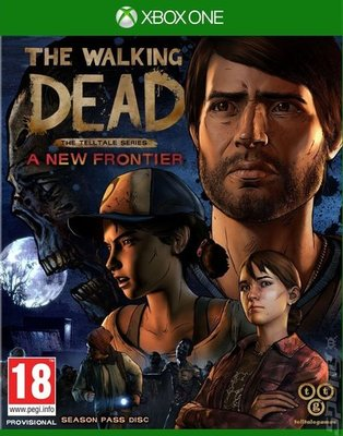 Compare Microsoft new The Walking Dead The Telltale Series A New Frontier XBOX ONE in UK