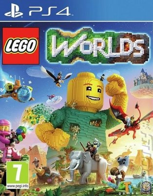 Compare Sony Computer Entertainment new LEGO Worlds PS4 Game in UK