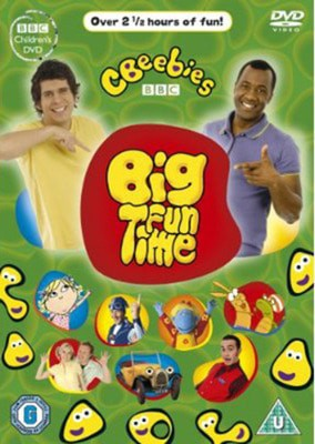 Cbeebies Big Fun Time Dvd Dvd Musicmagpie Store