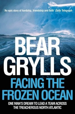 Compare prices for Facing the Frozen Ocean by Bear Grylls Paperback