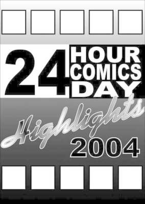 Compare prices for 24 Hour Comics Day Highlights 2004 by Nat Gertler Paperback
