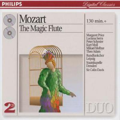 Wolfgang Amadeus Mozart - The Magic Flute (Die Zauberflote