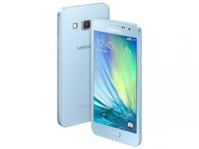 Samsung Galaxy A3 2017 16GB Blue Mist Unlocked - Sim-Free Mobile Phone