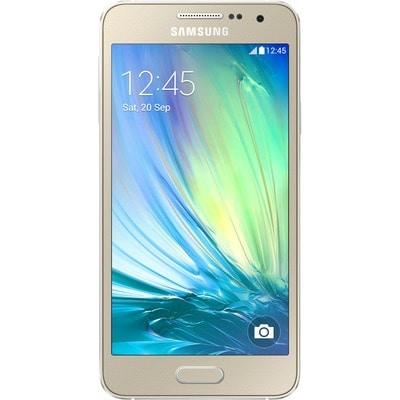 Samsung Galaxy A3 2016 Gold Unlocked - Sim-Free Mobile Phone