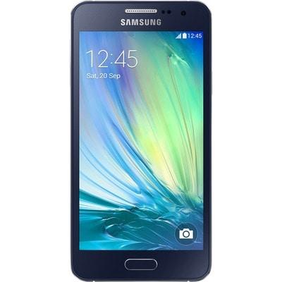 Samsung Galaxy A3 2016 Black Unlocked - Sim-Free Mobile Phone