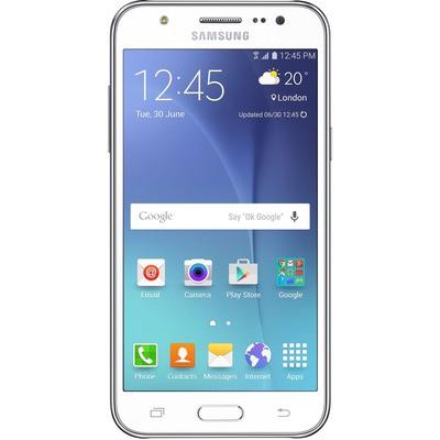Samsung Galaxy J5 2016 16GB White Unlocked - Sim-Free Mobile Phone