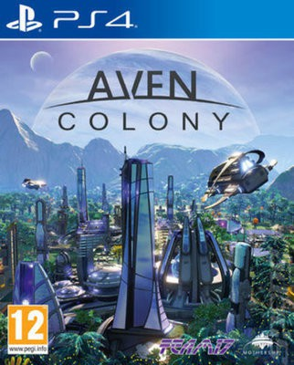 Compare Sony Computer Entertainment new Aven Colony PS4 Game in UK