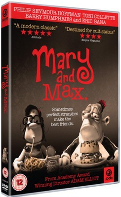 Mary Max Dvd Musicmagpie Store