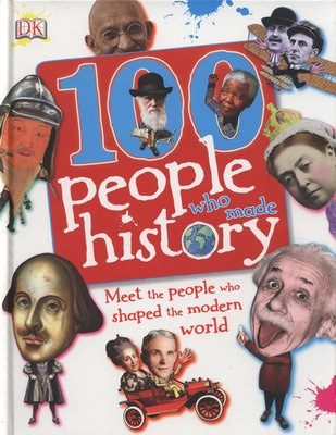 Compare prices for 100 People Who Made History by Ben Gilliland Hardback