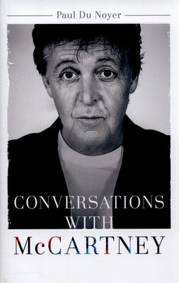 Cheapest price of Conversations with Mccartney by Paul Du Noyer Hardback in new is £18.49