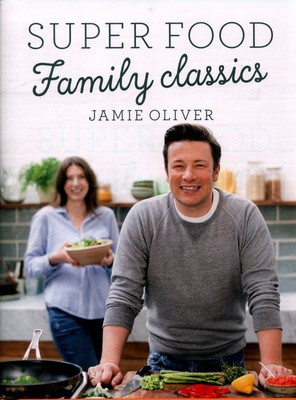 Compare prices for Super Food Family Classics by Jamie Oliver Hardback