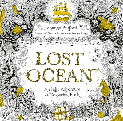 Compare prices for Lost Ocean by Johanna Basford Paperback
