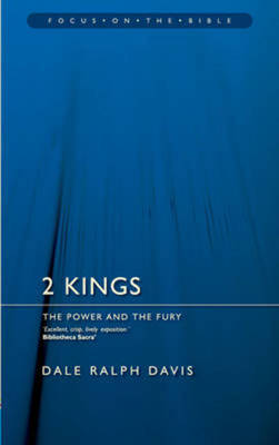 Compare retail prices of 2 Kings by Dale Ralph Davis Paperback to get the best deal online