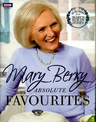 Compare prices for Absolute Favourites by Mary Berry Hardback