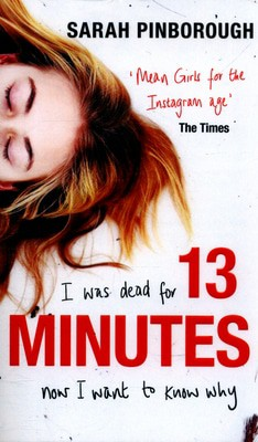 Compare prices for 13 Minutes by Sarah Pinborough Paperback