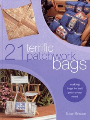 Compare prices for 21 Terrific Patchwork Bags Hardback