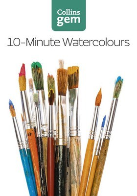 Cheapest price of 10-Minute Watercolours by Hazel Soan Paperback in new is £4.99