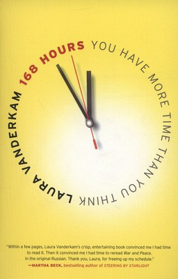 Compare retail prices of 168 Hours by Laura Vanderkam Paperback to get the best deal online