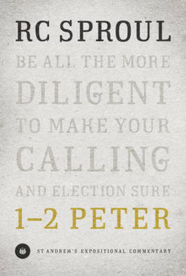 Cheapest price of 1-2 Peter by R. C Sproul Book in new is £59.99