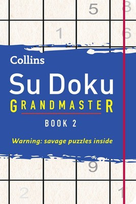 Compare prices for Collins Su Doku Grandmaster Book 2 by Collins Hardback