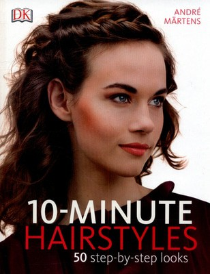 Compare cheap offers & prices of 10-Minute Hairstyles by Andr Mrtens Hardback manufactured by Books