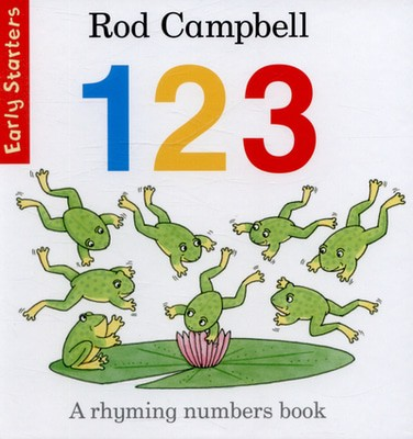 Compare retail prices of 123 by Rod Campbell Book to get the best deal online