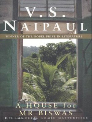 Compare prices for A House for Mr Biswas by V. S. Naipaul Paperback