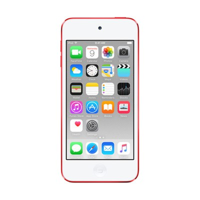 Apple iPod Touch 6th gen 16GB Red Used/Refurbished cheapest retail price