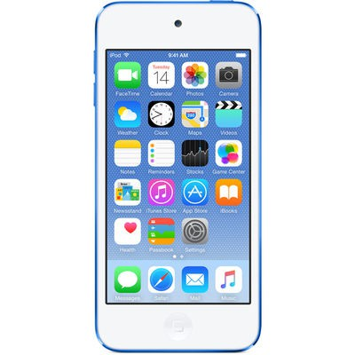 Apple iPod Touch 6th gen 32GB Blue Used/Refurbished cheapest retail price