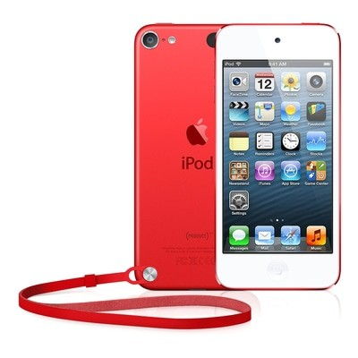 Apple iPod Touch 5th gen 16GB Red Used/Refurbished cheapest retail price