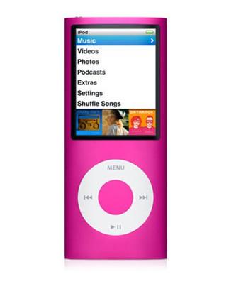 Buy Brand New Apple iPod Nano 4th gen 8GB Pink Used/Refurbished