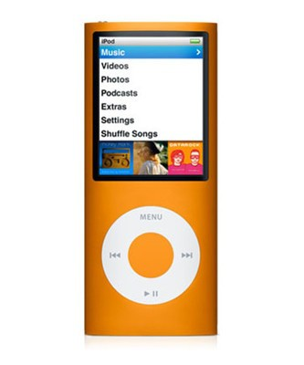 Compare prices with Phone Retailers Comaprison to buy a Apple iPod Nano 4th gen 16GB Orange Used/Refurbished