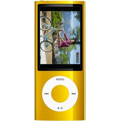 Compare prices with Phone Retailers Comaprison to buy a Apple iPod Nano 5th gen 16GB Yellow Used/Refurbished