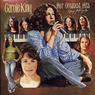 Image of Carole King Her Greatest Hits Used CD