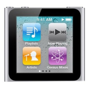 Compare prices with Phone Retailers Comaprison to buy a Apple iPod Nano 6th gen 16GB Silver Used/Refurbished