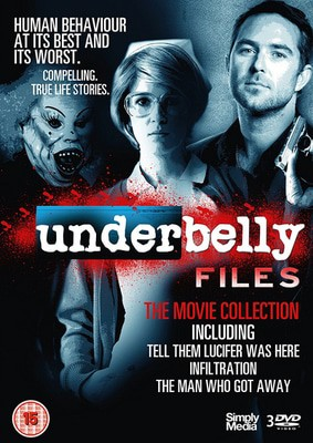 Underbelly Files: The Movie Collection DVD / Normal