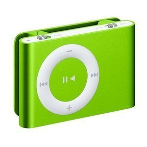 Apple iPod Shuffle 2nd gen 1GB Green Used/Refurbished cheapest retail price