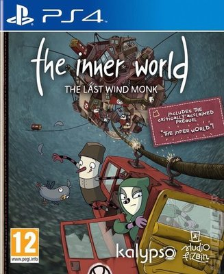 Compare Sony Computer Entertainment new The Inner World The Last Wind Monk PS4 Game in UK