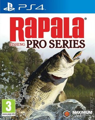 Compare Sony Computer Entertainment used Rapala Fishing Pro Series PS4 Game in UK